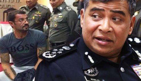PDRM Rakam Kenyataan Justo Di Bangkok Pada 15 Dis