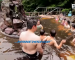Ingin Kesegaran, Boleh Ke Jepun & Berendam Dalam Air Teh @ Kopi