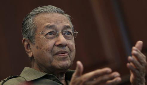Kumpulan 'Singkir Mukhriz' Punca UMNO Kalah 2008 – Tun M