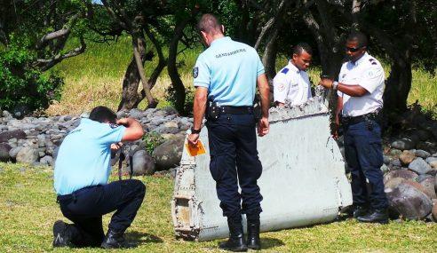 MH370 Luncur Laju Dalam Laut Sejauh 5,000km