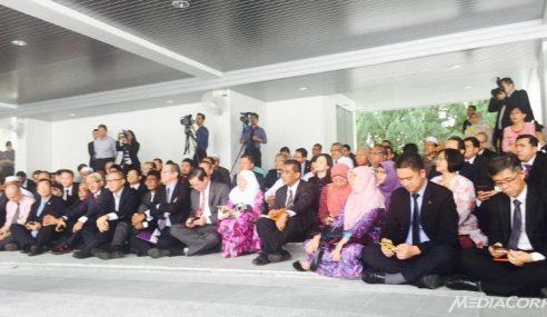 Kantoi Pembangkang Auta Ubah Lokasi Bincang Isu WSJ