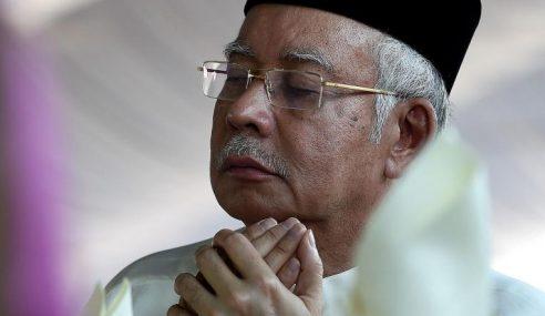 Dana Dalam Akaun Peribadi Najib Bukan Milik 1MDB, Rakyat!