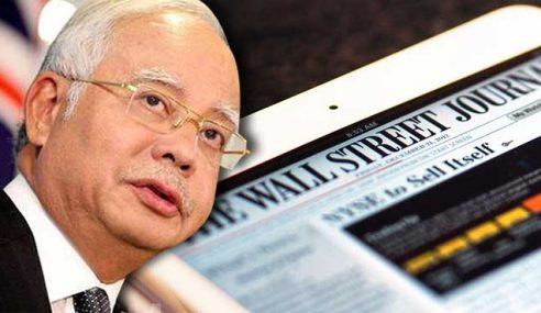 PM Arah Peguam Hantar Surat Minta Penjelasan WSJ