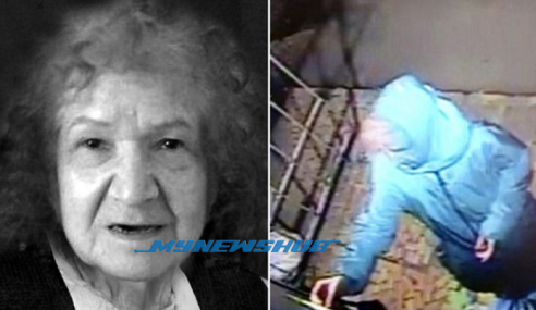 Nenek Rupa-Rupanya Pembunuh Bersiri