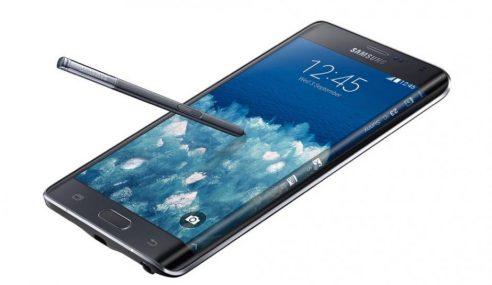 Info Awal Samsung Galaxy Note 5 Kedengaran