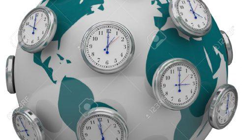Waktu Antarabangsa Tambah Sesaat 8 Pagi Ini