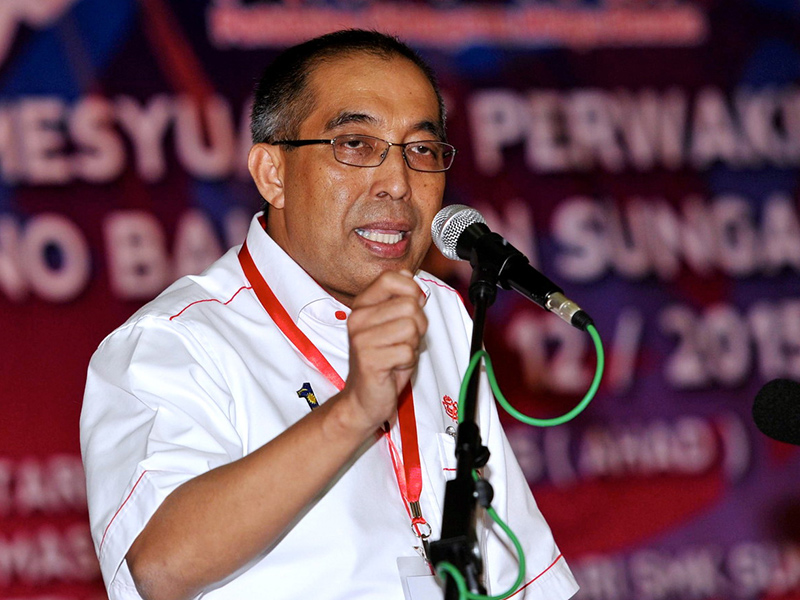 Salleh Perjelas Fakta Bukan Tun M Jadikan Najib PM
