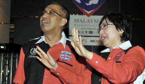 Aplikasi iMalaysia Galak Semangat Patriotisme
