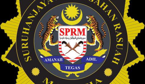 SPRM Sah Penderma RM2.6 Bilion Asal Timur Tengah