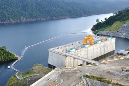 Loji Hidroelektrik Batang Ai Terus Bekal Sumber Tenaga Kepada Sarawak