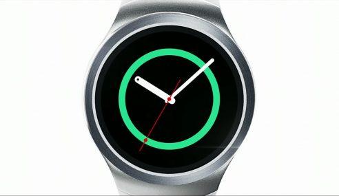 Samsung Gear 2, Jam Tangan Pintar Dengan Skrin Bulat