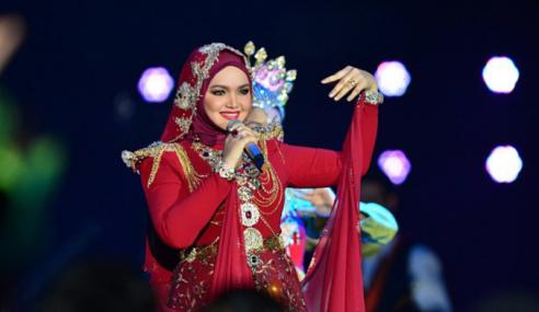 Siti Nurhaliza Rakam Lagu Tamil Ciptaan A.R. Rahman