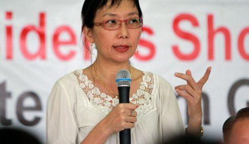 Teresa Kok Tarik Balik Rayuan Pindah Perbicaraan Kes Hasutan
