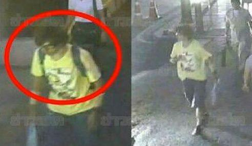 Polis Thai Edar Foto Suspek Letupan Bom Bangkok