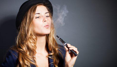 Wales Haramkan Hisap Rokok Elektronik Di Tempat Awam