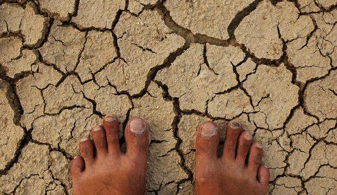 'Kubah Panas' Landa Timur Tengah, Suhu Di Iran Lebih 70° Celcius