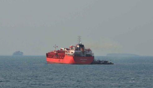 Kapal MT Jaoquim Kembali Ditemui Tapi Kerugian RM2.8 Juta