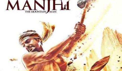 Filem Kisah Cinta Pemahat Gunung Laris Di India