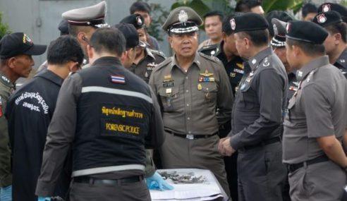 Sekurang-Kurangnya 10 Suspek Terlibat – Polis Thailand