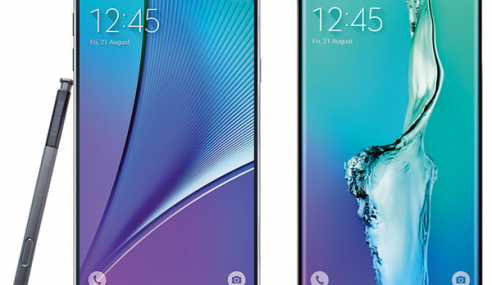 Gambar Galaxy Note 5 Dan Galaxy S6 Edge+ Tertiris Di Arena Web