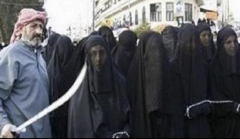 Enggan Seks Dengan Militan IS, 19 Wanita Dibunuh Kejam