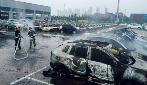 36 Ahli Bomba Gagal Dikesan Di Tapak Letupan Mega Tianjin