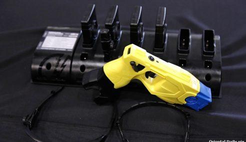 Polis Tak Akan Guna Senjata Renjat Pada Pendemo Bersih 4.0