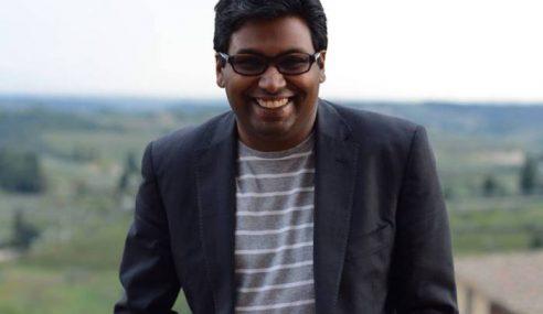 Penyampai Radio BFM Buat Jenaka 'Himpunan Maruah India'