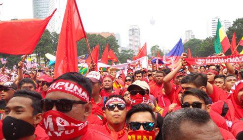"""Suhakam Puji Cara PDRM Kawal """"Himpunan Rakyat Bersatu"""""""
