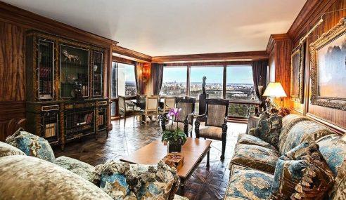 Gambar: Penthouse Mewah Cristiano Ronaldo Di New York