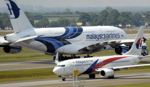 #todayishere Suntik Semangat Baharu Malaysia Airlines