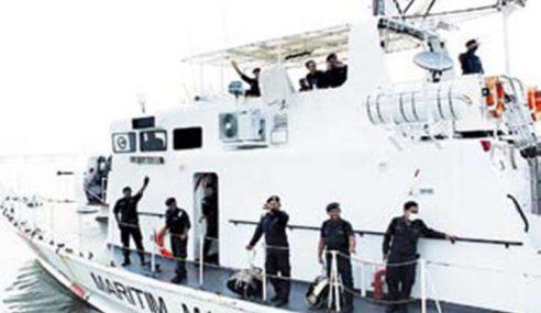 Kru Cemas, Kapal Dilanggar Lari Di Perairan Tanjung Ayam