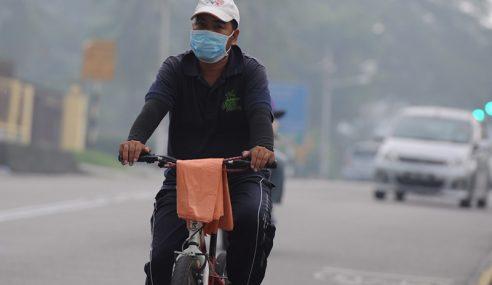 Jerebu: 8 Kawasan Catat IPU Tidak Sihat Setakat 9 Pagi