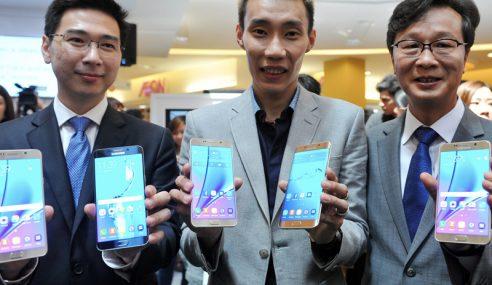 Samsung Galaxy Note5, Galaxy S6 Edge+ Kini Di Pasaran