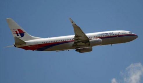 Tandas Rosak, Pesawat MAS MH19 Mendarat Di Chennai