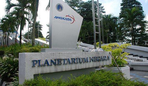 Planetarium Ditutup 2 Hari Sempena Aidiladha