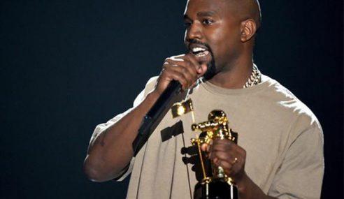Kanye West Mahu Bertanding Jadi Presiden AS Tahun 2020