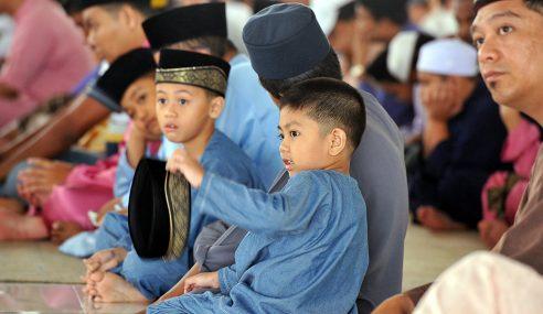 Umat Islam Di Malaysia Sambut Aidiladha 24 September