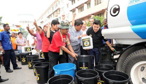 SPAN Belum Terima Permohonan Syabas Untuk Laksana Catuan Air