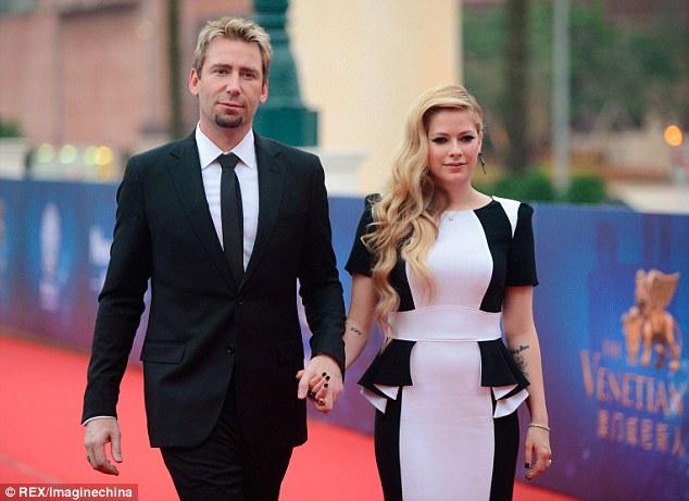 Avril Lavigne, Chad Kroeger Berpisah Lepas 2 Tahun Kahwin