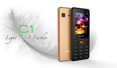 Telefon Bimbit Leagoo CF1 Dilancarkan, Berharga RM99