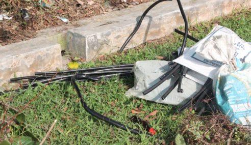 TM Rugi RM233,800 Akibat Kecurian Kabel Di Melaka