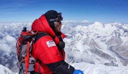 Nepal Haramkan OKU Mendaki Puncak Everest