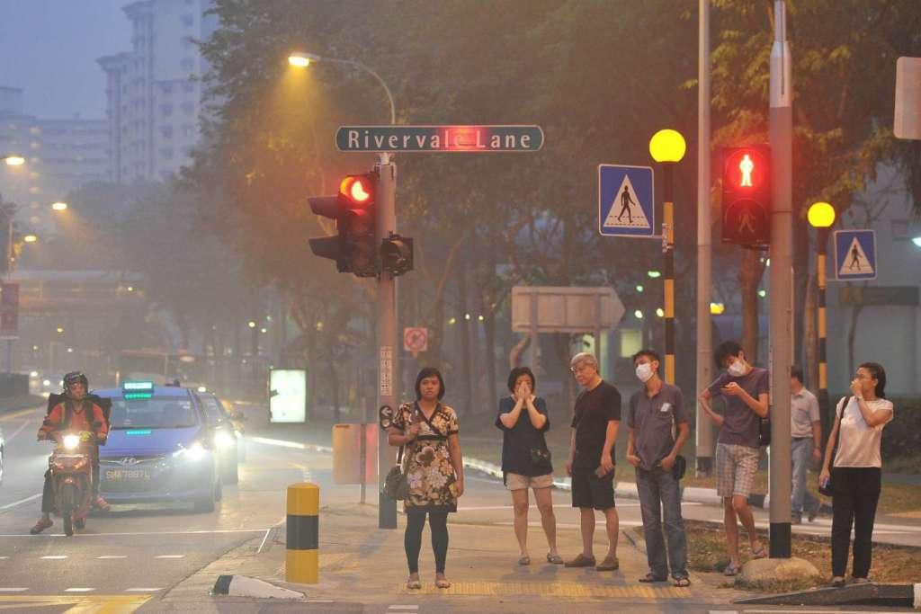 Singapura Sedia Skim Subsidi Jerebu Kepada Rakyat