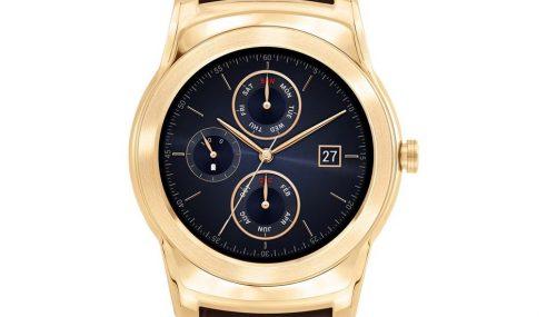 LG Watch Urbane Luxe, Jam Pintar Versi Mewah Daripada LG