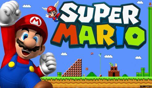Watak Super Mario Kini Sudah Berusia 30 Tahun