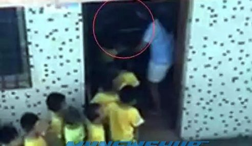 Video Guru Tadika Rotan Murid Cetus Kemarahan Netizen