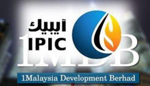 IPIC Akan Bayar Faedah US$102.7j Bagi 2 Bon Diterbitkan Unit 1MDB