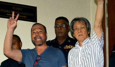 Rayuan Kes Sabotaj Khairuddin, Matthias Chang Didengar 2 Nov