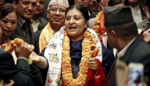 Bhandari Dipilih Sebagai Presiden Nepal